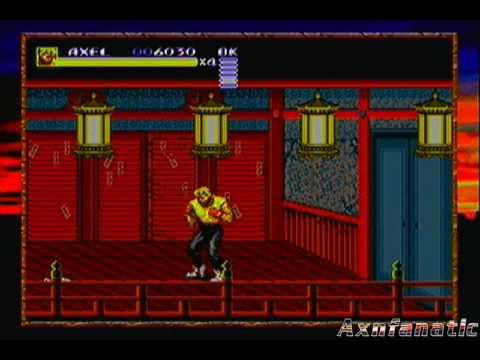 streets of rage 3 how to get past stage 5