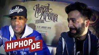 """""""Darf man das N-WORT sagen?!"""" Rap-Legende Masta Ace klärt auf (Interview) #waslos"""