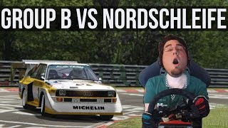 How Fast Can A Group B Rally Car Lap The Nordschleife?