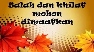 Download Video Selamat Menunaikan Ibadah Puasa / Selamat Berpuasa / Marhaban Ya Ramadhan MP3 3GP MP4