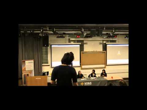 Book launch: Migration to and from Taiwan, Centre of Taiwan Studies, SOAS