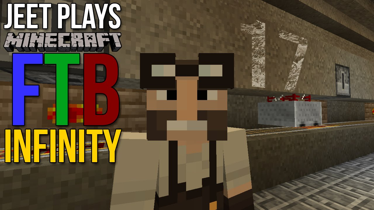 ftb how to get infinity enchant