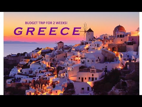 GREECE, Athens Vlog - FOR STUDENTS on a BUDGET - FOOD, FUN AND CRAZY