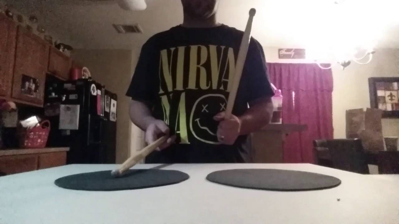 How To Make A Tenor Practice Pad Drum Set