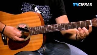 Roberto Carlos - Esse Cara Sou Eu - Aula de violão - TV Cifras