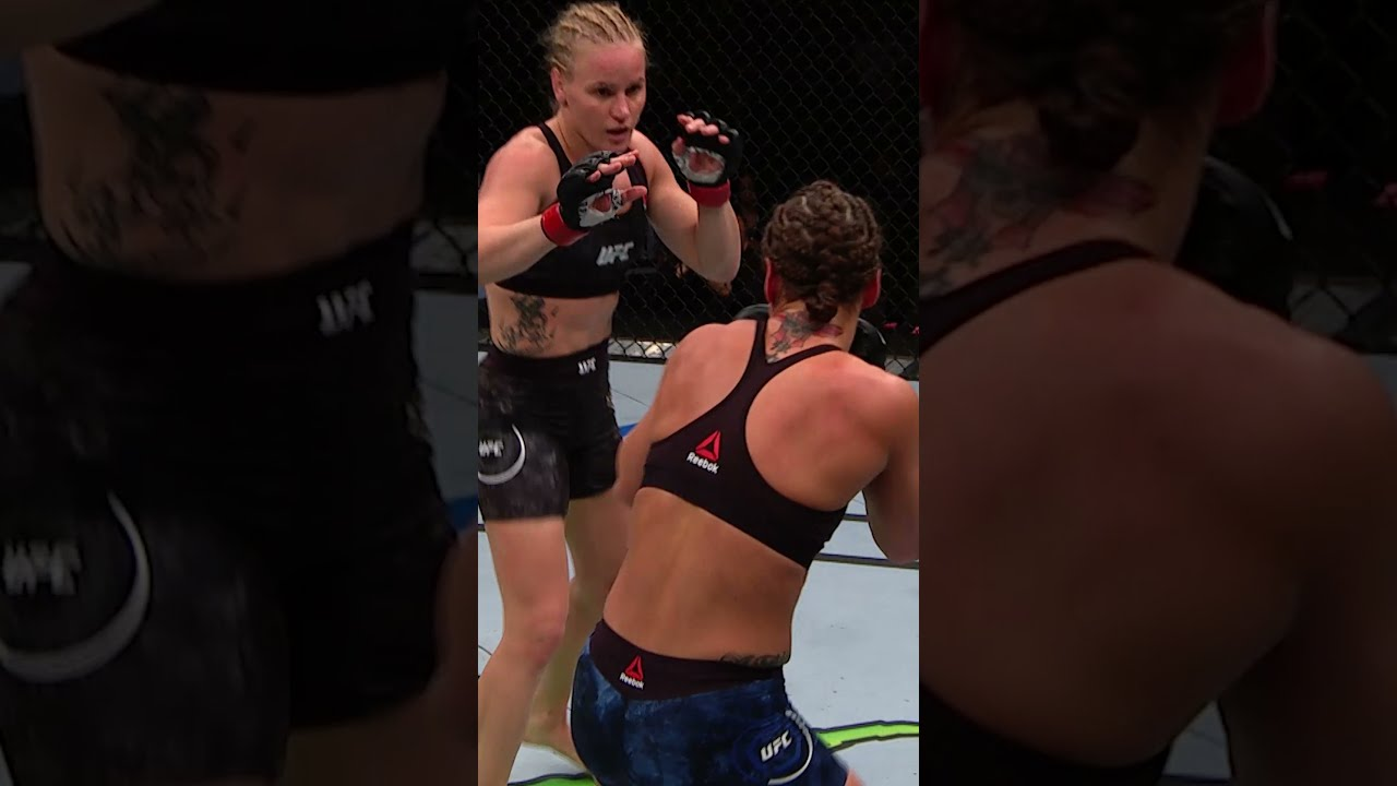 It just had to be this image of Jessica Eye, didn't it? | Maia vs Eye