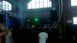 Psycho Devils Live @Electronic Fightclub Alte Brauerei Dessau 23.07.2010 Part1