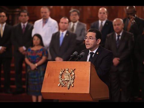 Guatemala pide apoyo del FBI y acompañamiento de la ONU por tragedia en hogar Virgen de la Asunción