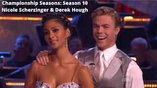 Championship Seasons: Season 10 Nicole Scherzinger & Derek Hough