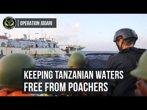 Keeping Tanzanian Waters Free from Poachers
