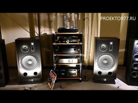 Прослушивание акустики Magnat Transpuls 1500 в рамках выставки Hi-Fi & High End Show 2019
