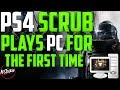 Ps4 NOOB Plays PC For The First Time Rainbow Six Siege mp3