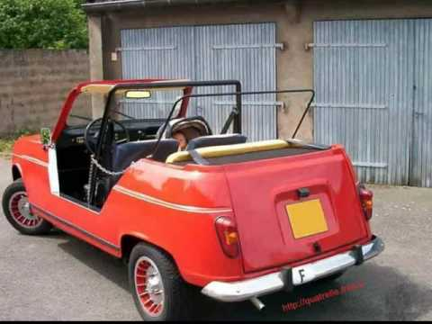 renault 4l youtube. Black Bedroom Furniture Sets. Home Design Ideas