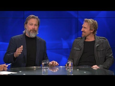 John Corbett & David A. R. White Talk New Movie