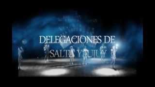 """2º CONCURSO DE SAYA CAPORAL Y TINKUS 2012 """"RESPETANDO TRADICIONES""""  HD"""