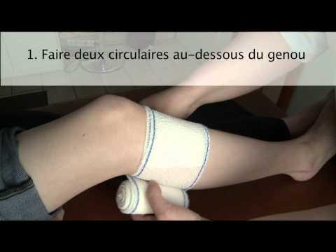 Formation aux bandages