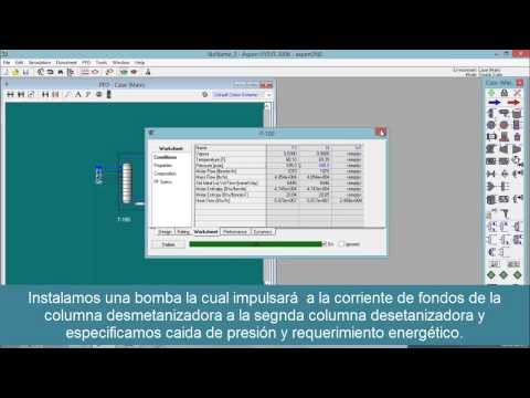 Planta de Gas Natural Licuado - HYSYS