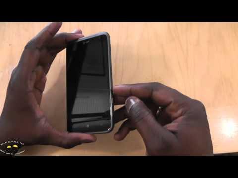 HTC Titan II Unboxing- Booredatwork