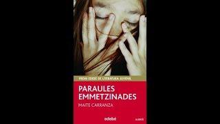 """Ressenya de """"Paraules emmetzinades"""" per Maite Carranza I Gil Dolz Del Castellar"""