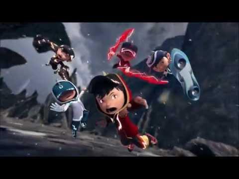 The Best of BoBoiBoy: The Movie Trailer (English Fandub)