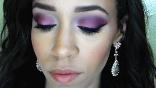 ♡♡♡ CRANBERRY SMOKEY EYE ♡♡♡ Thumbnail