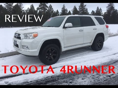 Toyota 4runner Review - 2010-2019 (5th Generation)