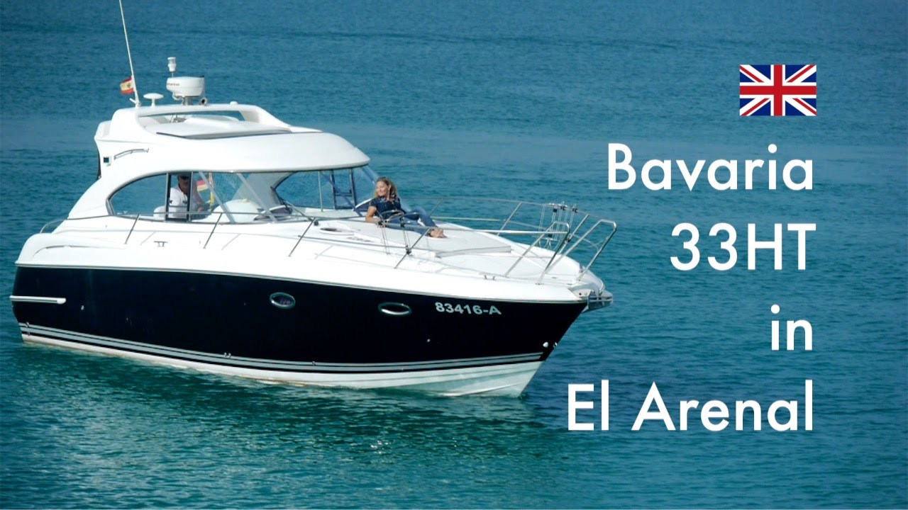 Presents Bavaria 33 Hardtop In El Arenal
