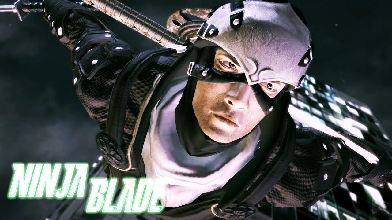 NINJA BLADE All Cutscenes (Game Movie) 1080p 60FPS