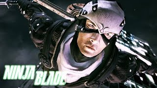 NINJA BLADE All Cutscenes (Game Movie) 1080p 60FPS