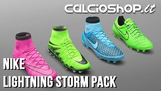 Review: Nike Lightning Storm Pack !!!