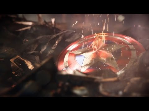 The Avengers Game Project Announcement Trailer #Reassemble
