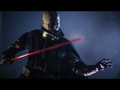 Hot Toys 1/4 Scale Darth Vader Review!