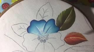 Pintura en tela Tucán # 2 con cony