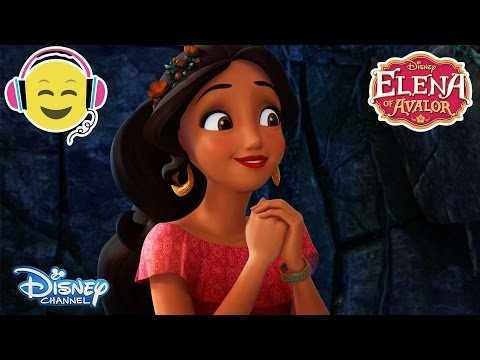 Elena of Avalor   My Time   Official Disney Channel UK