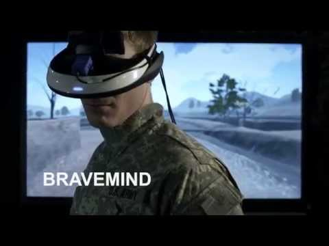 Virtual Reality Exposure Therapy for PTSD and VR Resilience Training