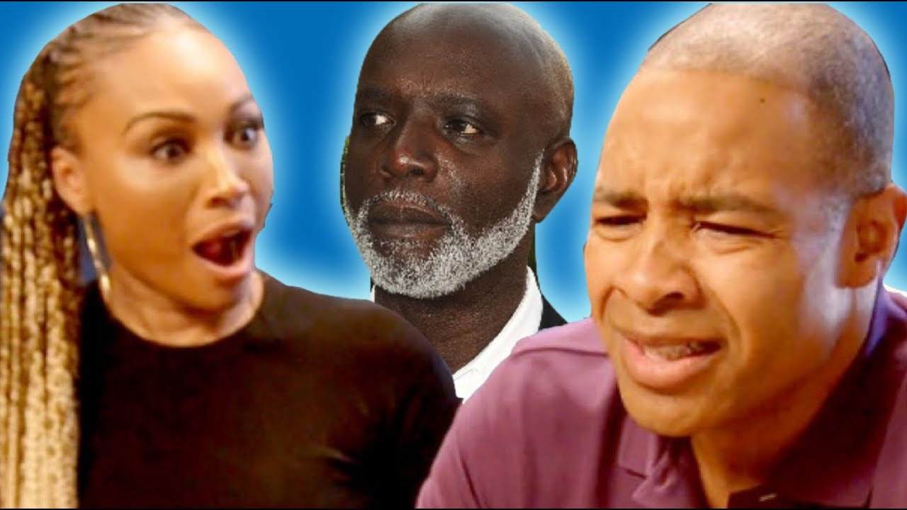 Cynthia Bailey Suing EX Peter Thomas !?  Now Peter Thomas Is Responding [VIDEO]