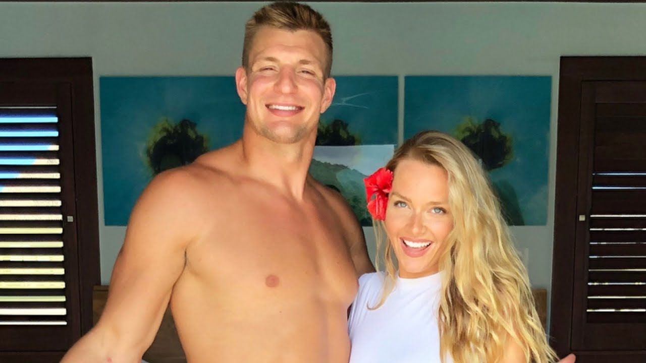 The Untold Truth Of Gronk's Gorgeous Girlfriend