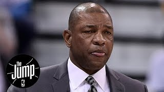 Doc Rivers Stripped Of Clippers Front Office Duties | The Jump | ESPN