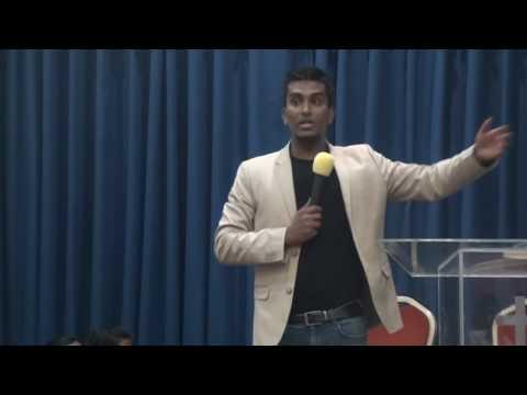 Pastor John Jebaraj 20 May 2016 Elrohie Church doha Part 5