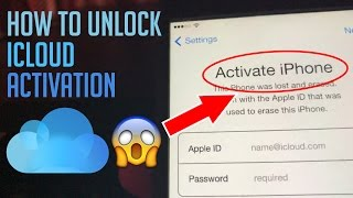 how to remove & unlock icloud activation lock in just 3 minutes 2017 (any ios device)