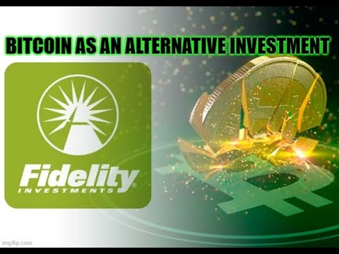 Bitcoin As An Alternative Investment 10/13/2020