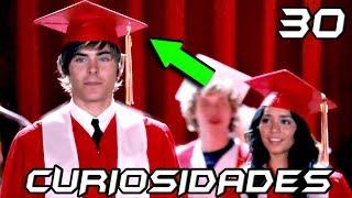 30 Curiosidades de High School Musical (1-2-3) | Cosas que quizás no sabías