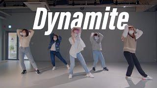 [KPOP] 방탄소년단 (BTS) - Dynamite(다이나마이트) 안무 | Dance Cover 수업후기
