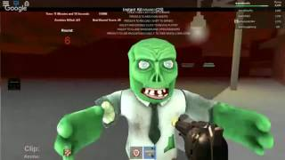 ROBLOX Directo Call Of Duty Zombies
