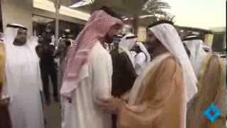 محمد بن راشد يشهد حفل زفاف نجل محمد بن حمدان آل نهيان