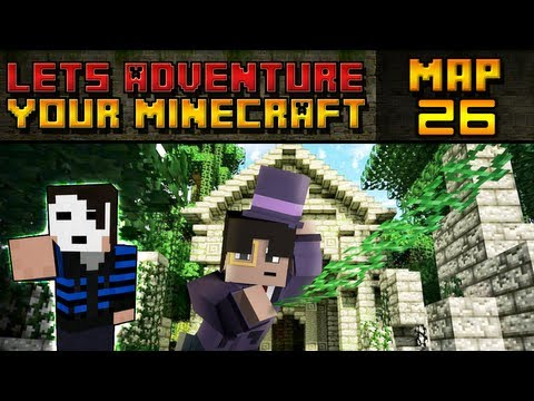 Let's Adventure YOUR Minecraft | Map Nr.26 - Allcraft10 [1/2]