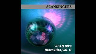 Download 14 Scansingers - Daddy Cool - 70s and 80s Disco Hits, Vol. II MP3 song and Music Video