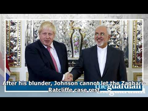 Boris johnson fails to access inner layers of iran's 'russian doll' | patrick wintour