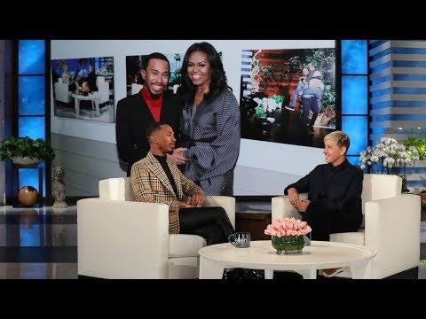 Ellen Gives Kalen Allen a Fashionable Surprise