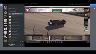 The iRacing service simulates realistic cars, modeled on real auto racing events